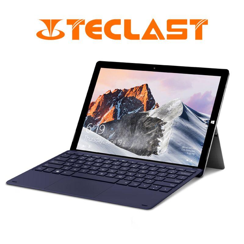 Teclast X6 Pro 2 in 1 Tablet Intel M3-7Y30 8 GB RAM 256 GB SSD 12,6 Zoll 1920*2880 FHD IPS Windows 10 Touch Screen Tablet USB3.0