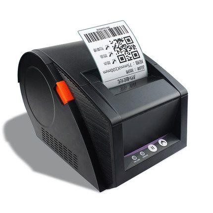 2016 GP3120TU label barcode-drucker thermo-etikettendrucker 20mm bis 82mm thermische barcode-drucker kleidung etikettendrucker
