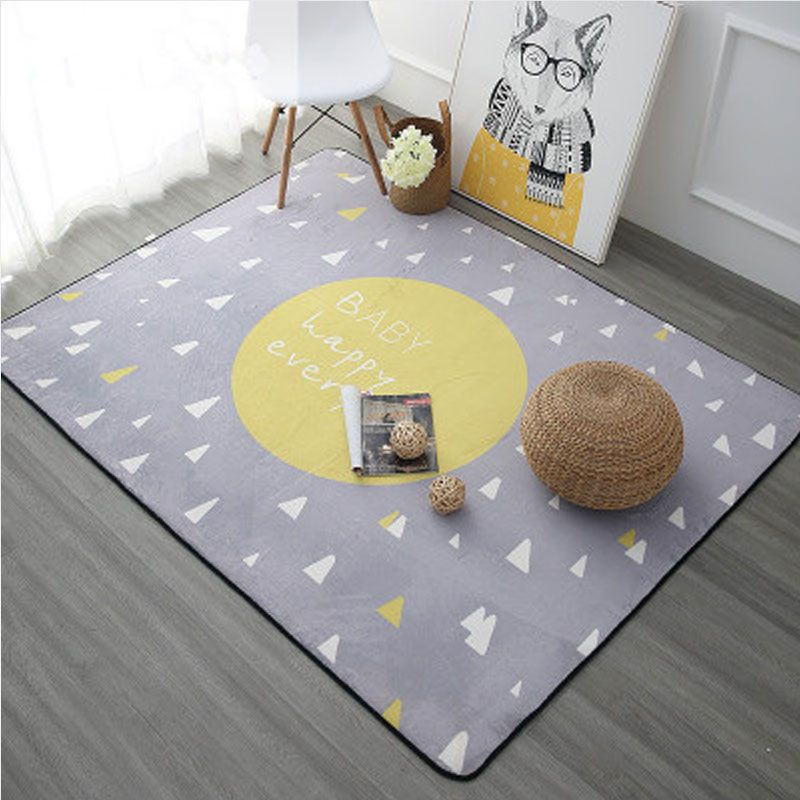 190X280cm Thicker Cartoon Carpets For Living Room Home Bedroom Rugs And Carpets Coffee Table Area Rug Kids Play Mat Home Decor