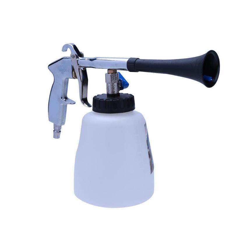 High Pressure Spray Gun Tornado Tube Cleaning Gun Portable Car Interior Foams Gun Household Washing Pump Car Tools Water Gun New