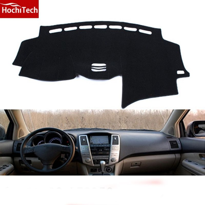 HochiTech for lexus RX300 RX350 RX400 04-07 dashboard mat Protective pad Shade Cushion Photophobism Pad car styling accessories
