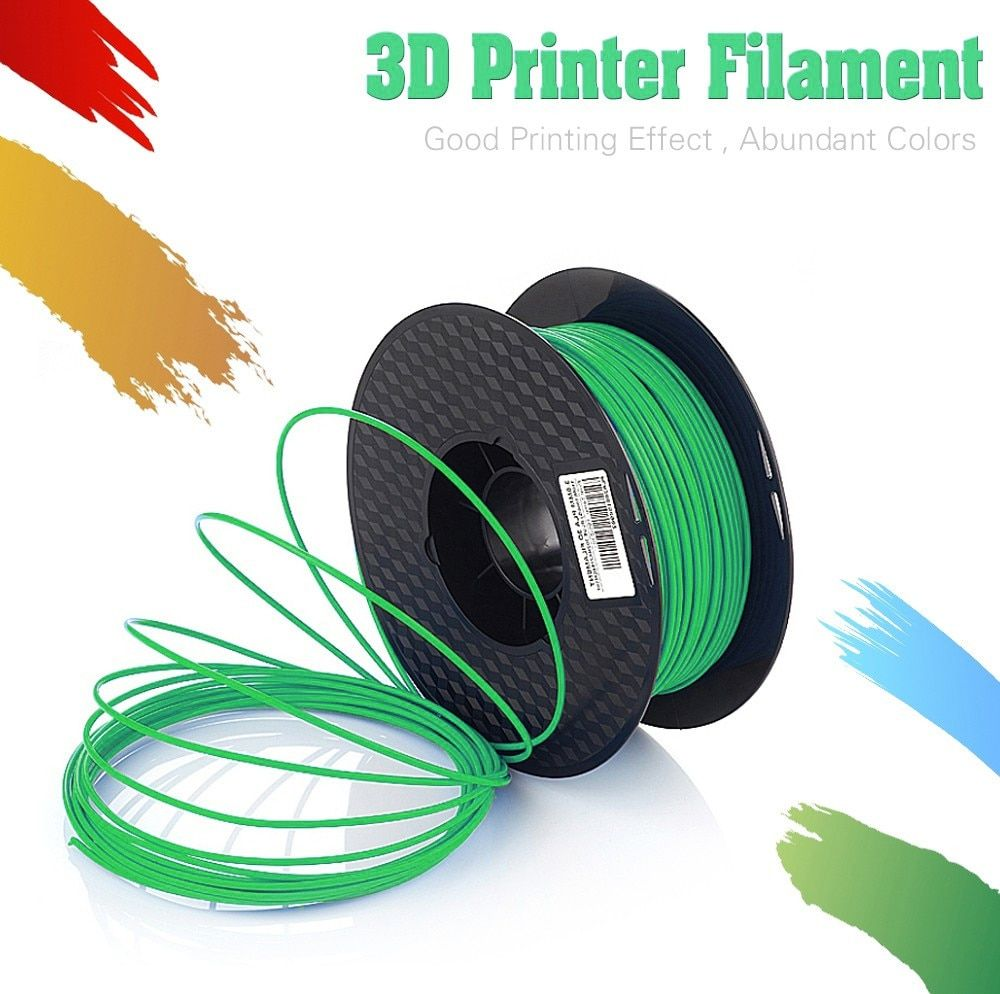 Colours 3D Printing Filaments 1.75mm PLA/ABS filaments for 3d Printer 3d Pen 1KG Filaments 120M/240M for choose HIGH QUALITY