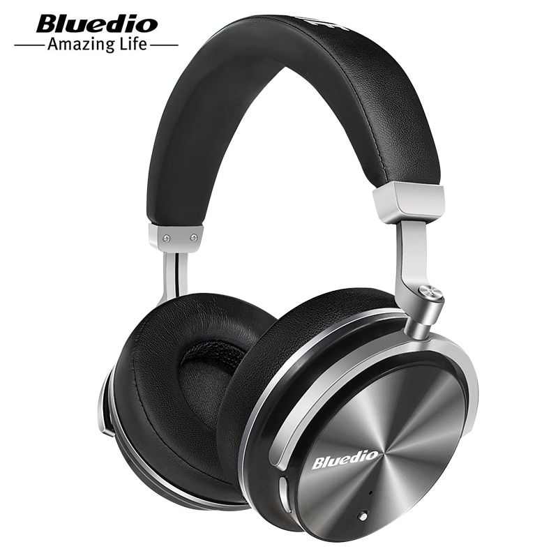 Bluedio T4 Headphone Bluetooth Headphones Wireless/Wire Earphone Portable Microphone Bluetooth Music Headset