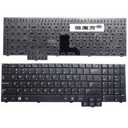 Ру черный новый для samsung R528 R530 R540 R620 R517 R523 RV508 R525 клавиатура с русской раскладкой для ноутбука