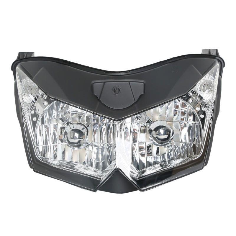 TCMT Motorcycle Clear Headlight Assembly House For Kawasaki Z1000 ZRT00B Z750 ZR750L 2007-2009 2008 2009 2010