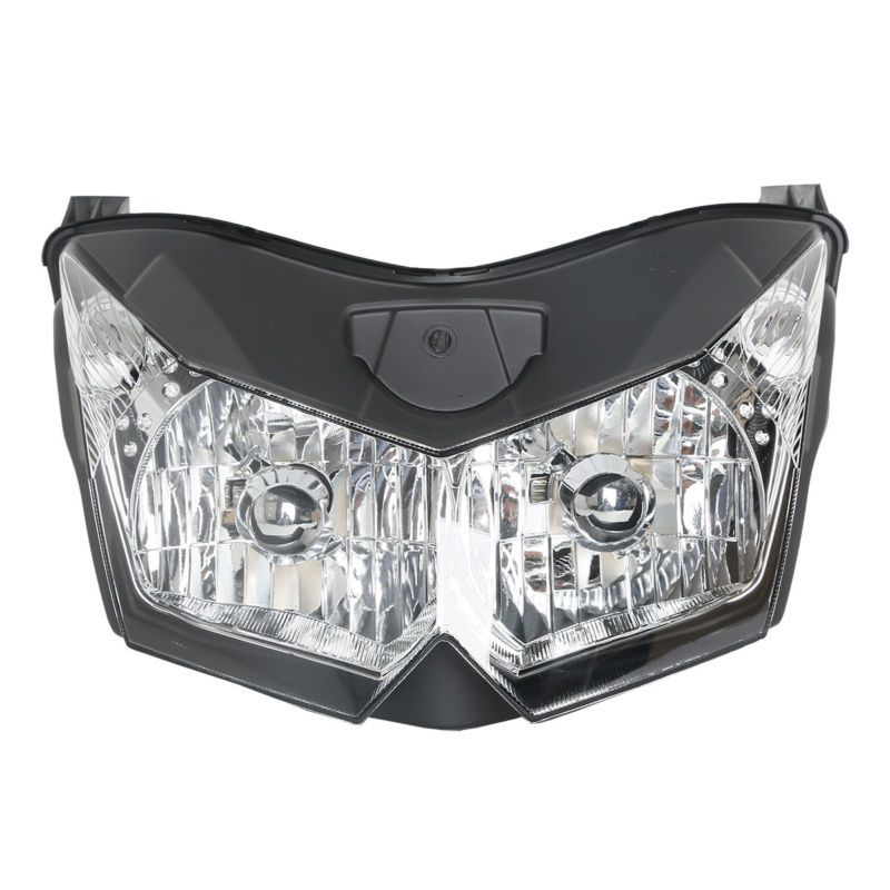 TCMT Motorcycle Clear Headlight Assembly House For Kawasaki Z1000 ZRT00B Z750 ZR750L 2007-2009 2008 2009 2010