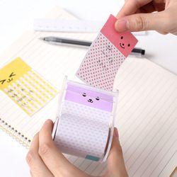 Notas adhesivas de kawaii DIY Corea post it nota lindo Panda papelaria scrapbooking material escolar Kawai planificador