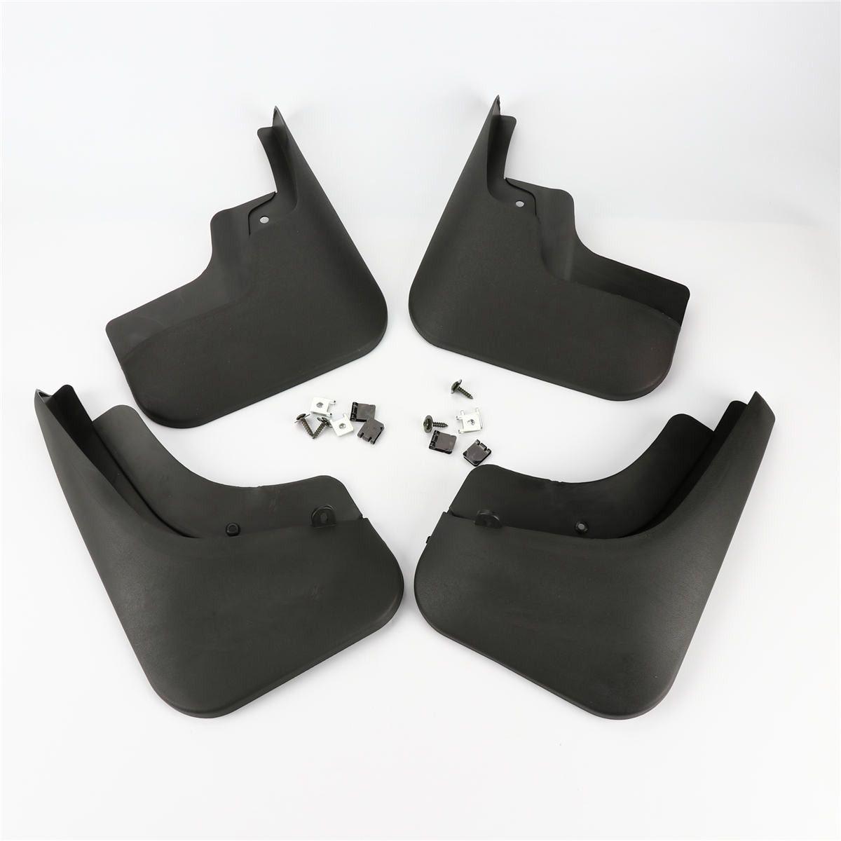 Fender Mud Flaps Splash Guard 1 Set For VW Tiguan 2013