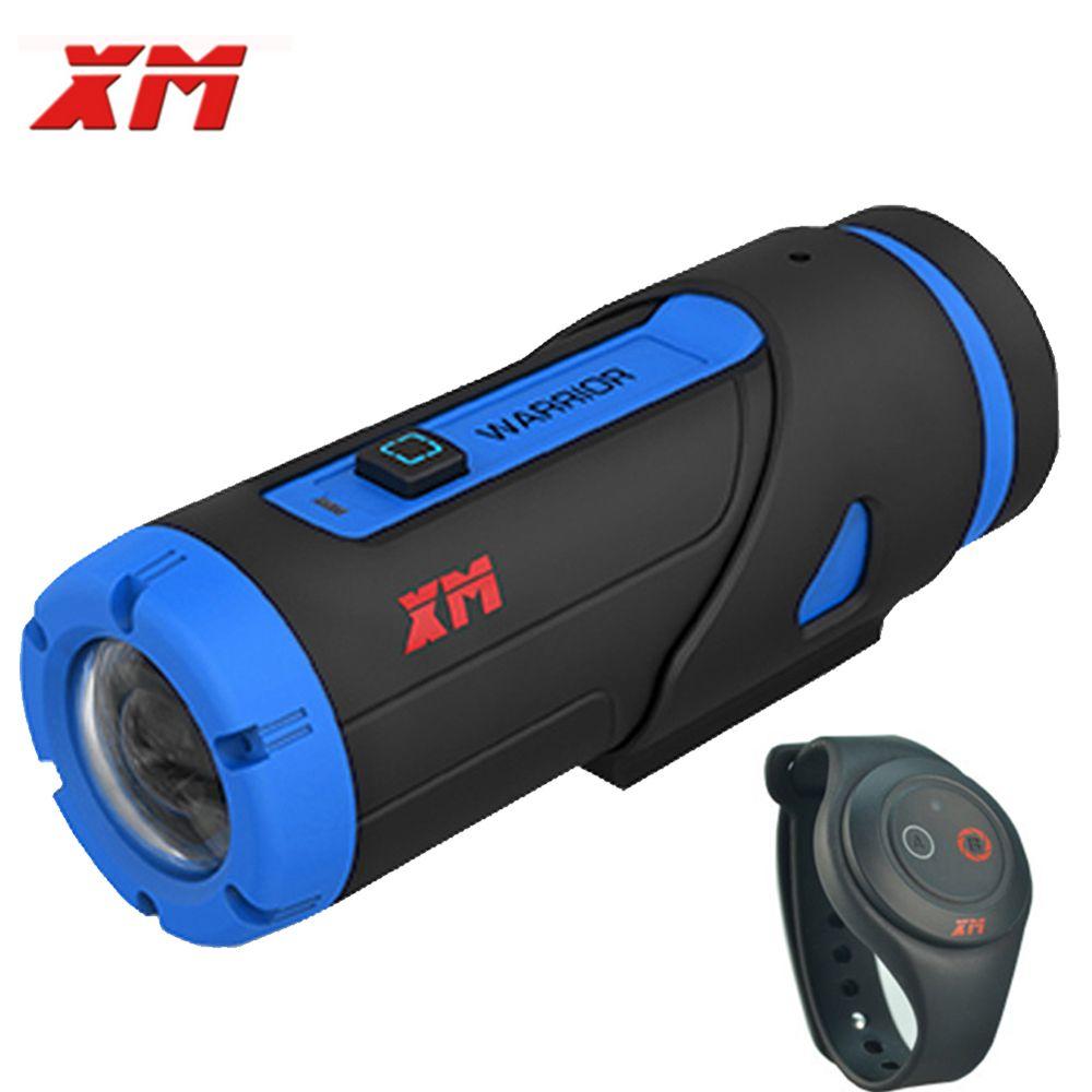 XM H.265 1080 P Full HD Sport-kamera Wifi Sport Action Kamera Wasserdicht Action Kamera Recorder Mit Fernbedienung Als Gopro