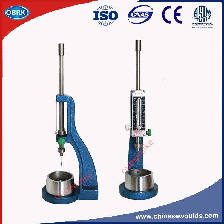 ISO Standard Manual Cement vicat Apparatus Needle Vicat Test Set