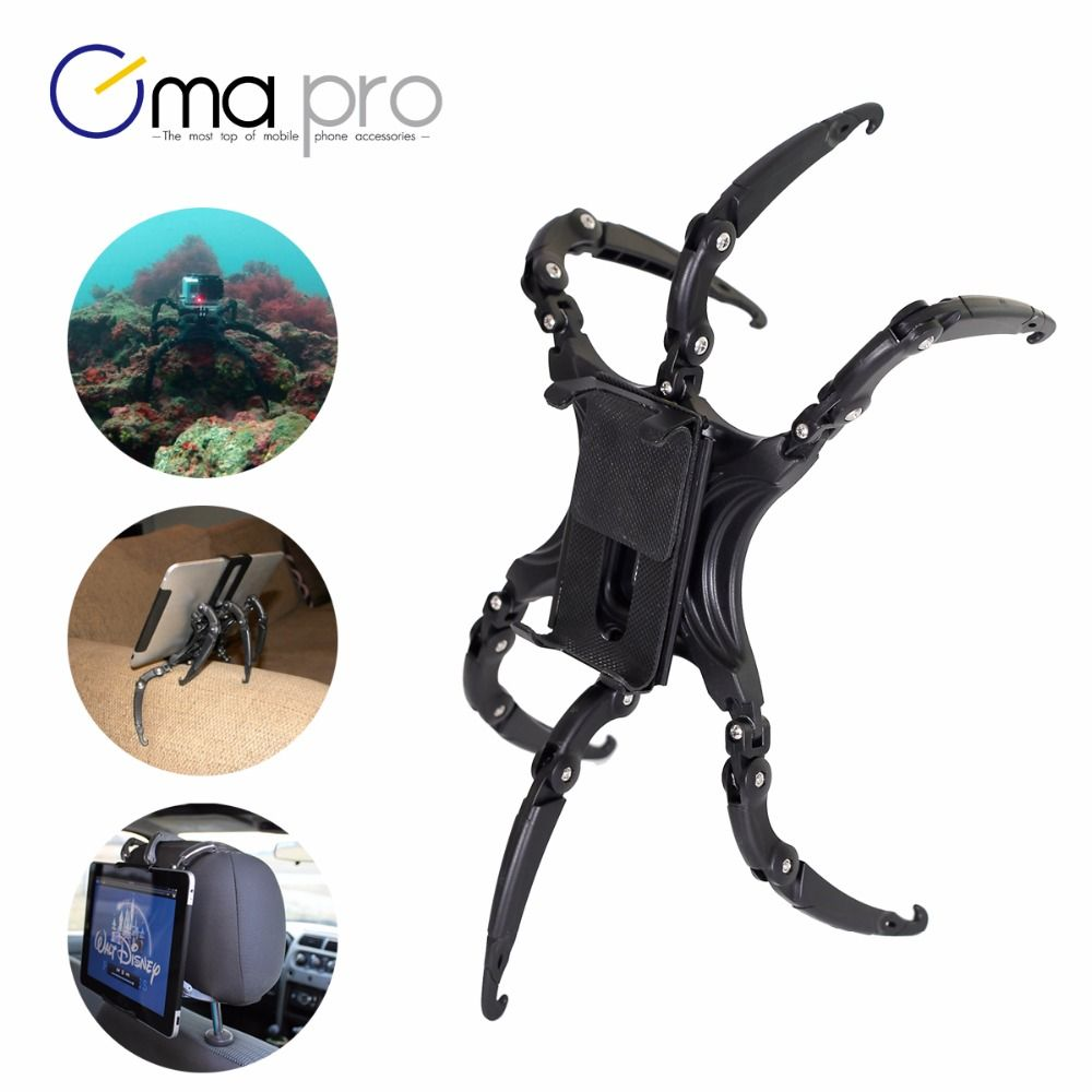 CimaPro XS-B SIX-legged spiders Multifunction stand Foldable deform universal phone holder for cellphone smartphone ios android