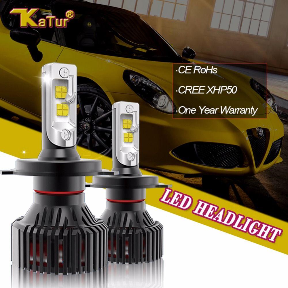 H1 H3 H7 H11/H16 9005/H10/HB3 9006/HB4 H27W/880/881 H4 H13/9008 9004 9007 PSX24W PSX26W 9012 P13W Car Led Headlight Fog Lights