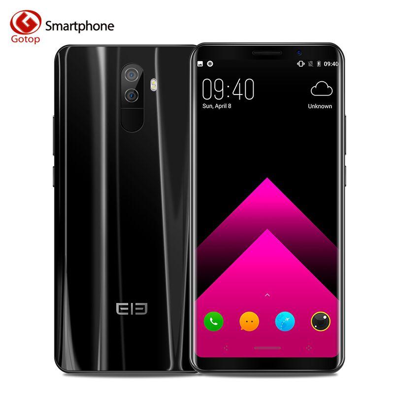 Elefon U Pro Handy 5,99 zoll Android 8.0 Qualcomm Snapdragon 660 6 gb RAM 128 gb ROM 13MP Dual RearCam 4g LTE handy