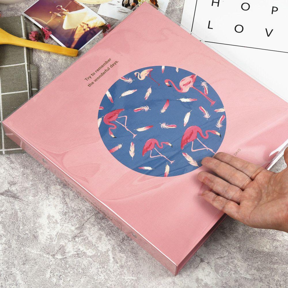 2017 new creative DIY paste type covered DIY Gallery Polaroid album gift lovers baby
