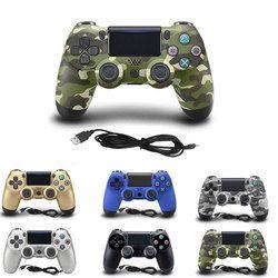 Pour PS4 Contrôleur Filaire Gamepad Pour Playstation 4 pour Dualshock 4 Joystick Gamepads Pour PS4 Console USB Gamepads Contrôleur