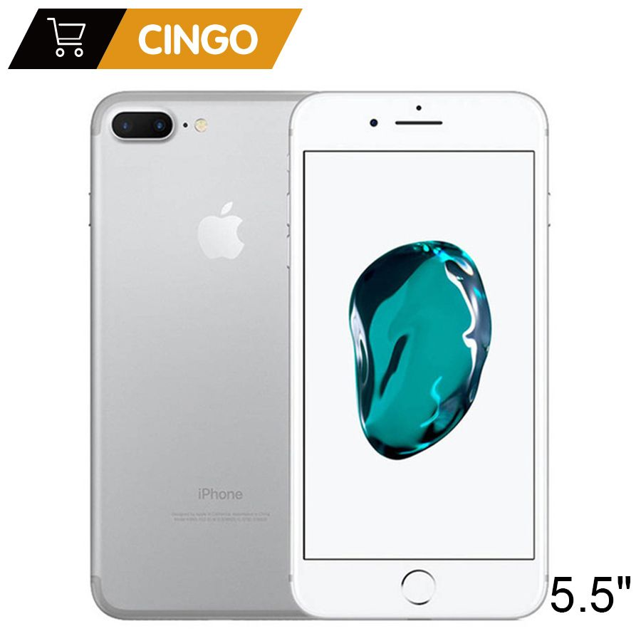Apple iPhone 7 Plus 3 gb RAM 32/128 gb/256 gb ROM IOS Quad-Core 12.0MP kamera Fingerprint Original iPhone7 Plus LTE Handy