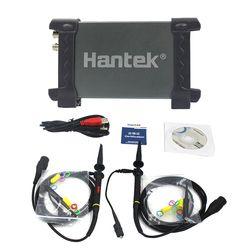 Hantek 6022BE 6022BL PC USB portable oscilloscope Numérique De Poche De Stockage 6022BE Numérique 2 Canaux 20 MHz 48MSa/s Oscilloscope