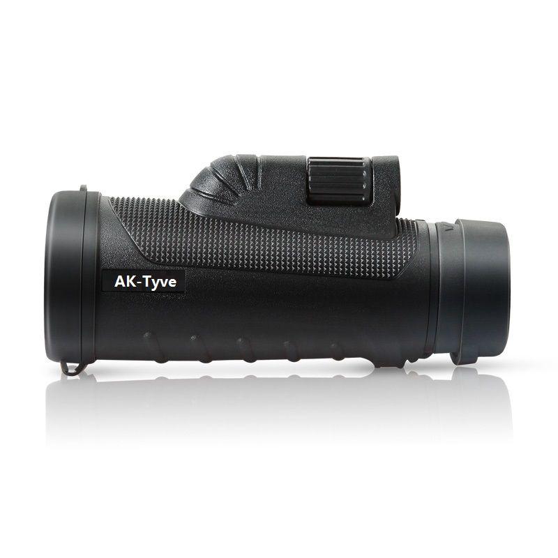 АК-tyve Монокуляр 10x42 азота телескоп Нескользящие возможности для кемпинга/Охота-инфракрасного ночного видения водонепроницаемый экспресс-д...