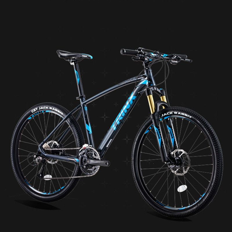 High Quality 26 inches bicycles Steel 27 speed Aluminium frame mountain bike skid Pedal Hydraulic disc brakes bicycle TROPIX