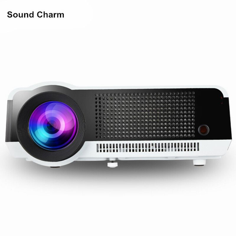 Native Full HD 1080P 5500Lumens Led Digital Smart 3D Projector,Perfect For Home Theater Projector