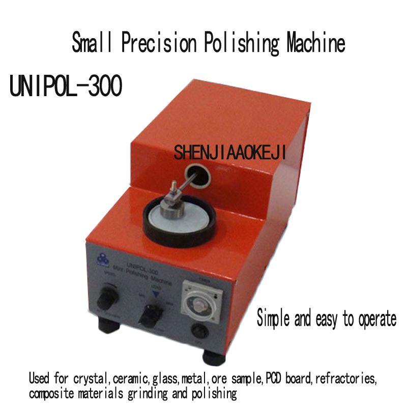 Präzision schleifen und polieren maschine kleine automatische grinder polieren maschine Labor ausrüstung 110 V/220 V 25 W
