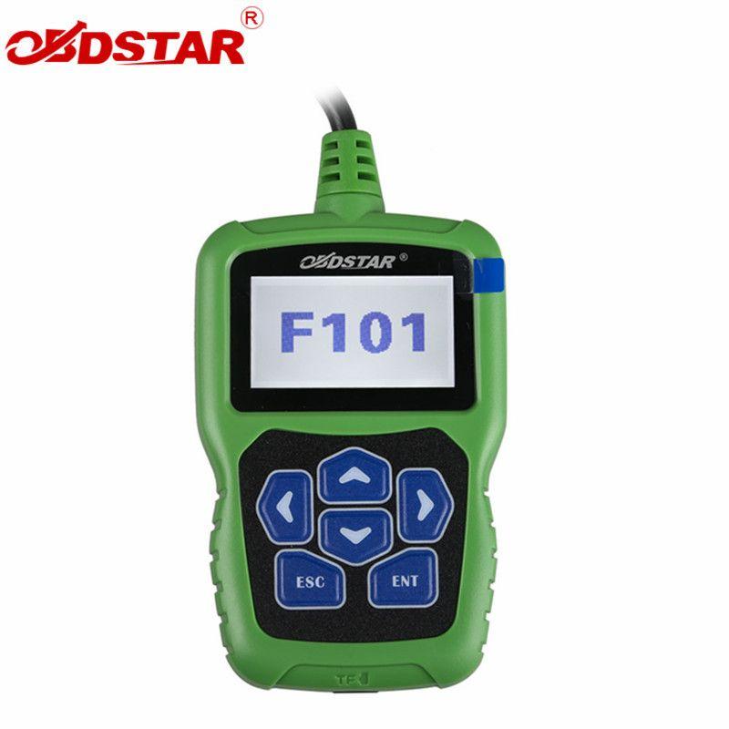 OBDSTAR F101 Für TOYOTA Immo (G) reset-Taste Programmierung Werkzeug Für 4D 72 Chip Wegfahrsperre Reset Update Durch TF Karte