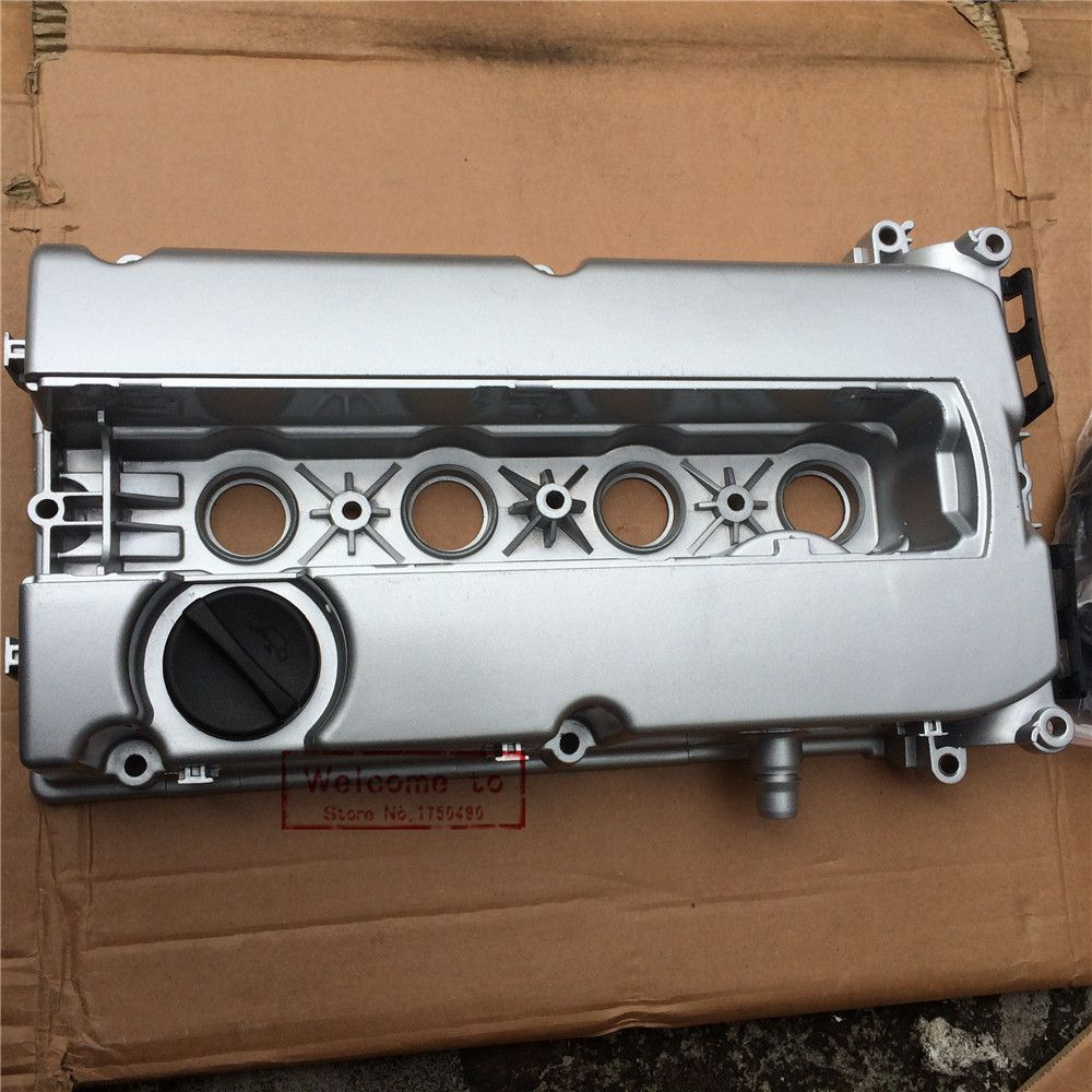 Aluminum Engine Valve Cover 55564395 with Screw & Gasket For Chevrolet Cruze Aveo Saturn Astra Z16XER A16XER A16LER Z18XER