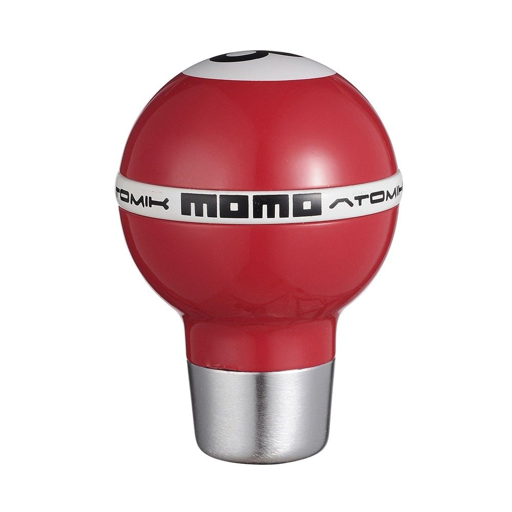 Red Color Car Gear Shift Knob Aluminum Alloy Shift Lever Knobs Styling Shifter Lever Stick