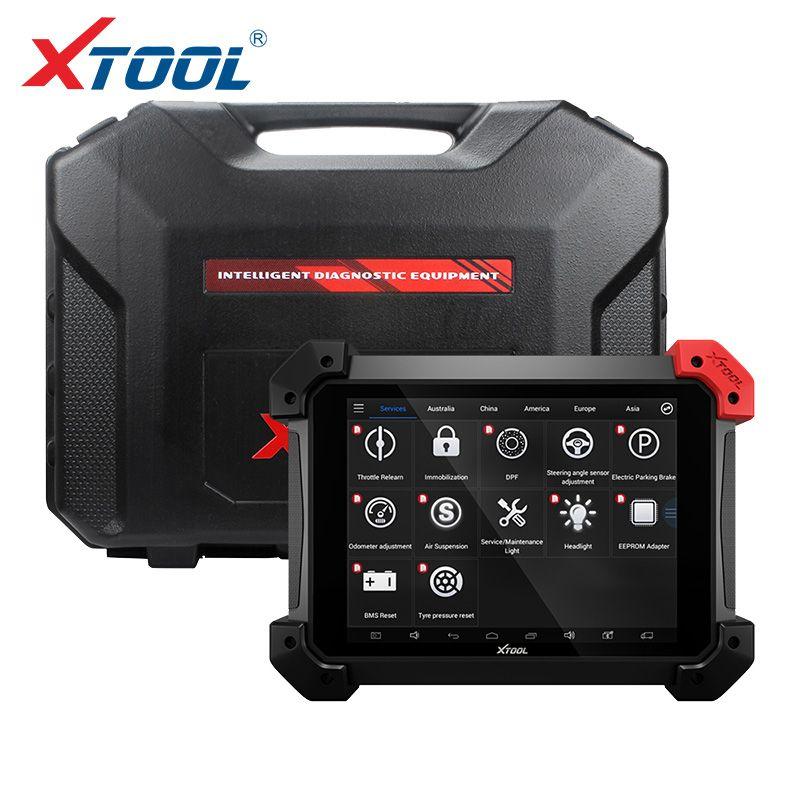 PS90 PRO Heavy Duty Diagnose Werkzeug Für Auto und Lkw OBD2 Schlüssel programmierer und Kilometerzähler EINSTELLUNG Update Online Mit Wifi /BT
