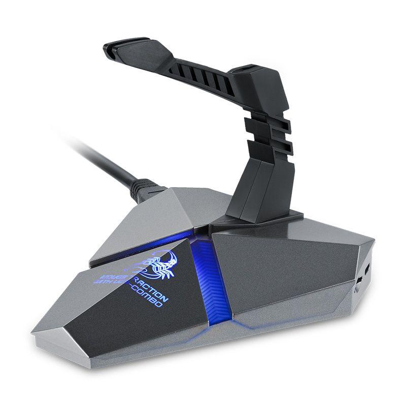 Date De Haute Qualité Haute Vitesse USB 2.0 USB 3.0 Hub TF Lecteur de carte Coloré LED HUB Splitter Adaptateur Pour PC Portable Tablet