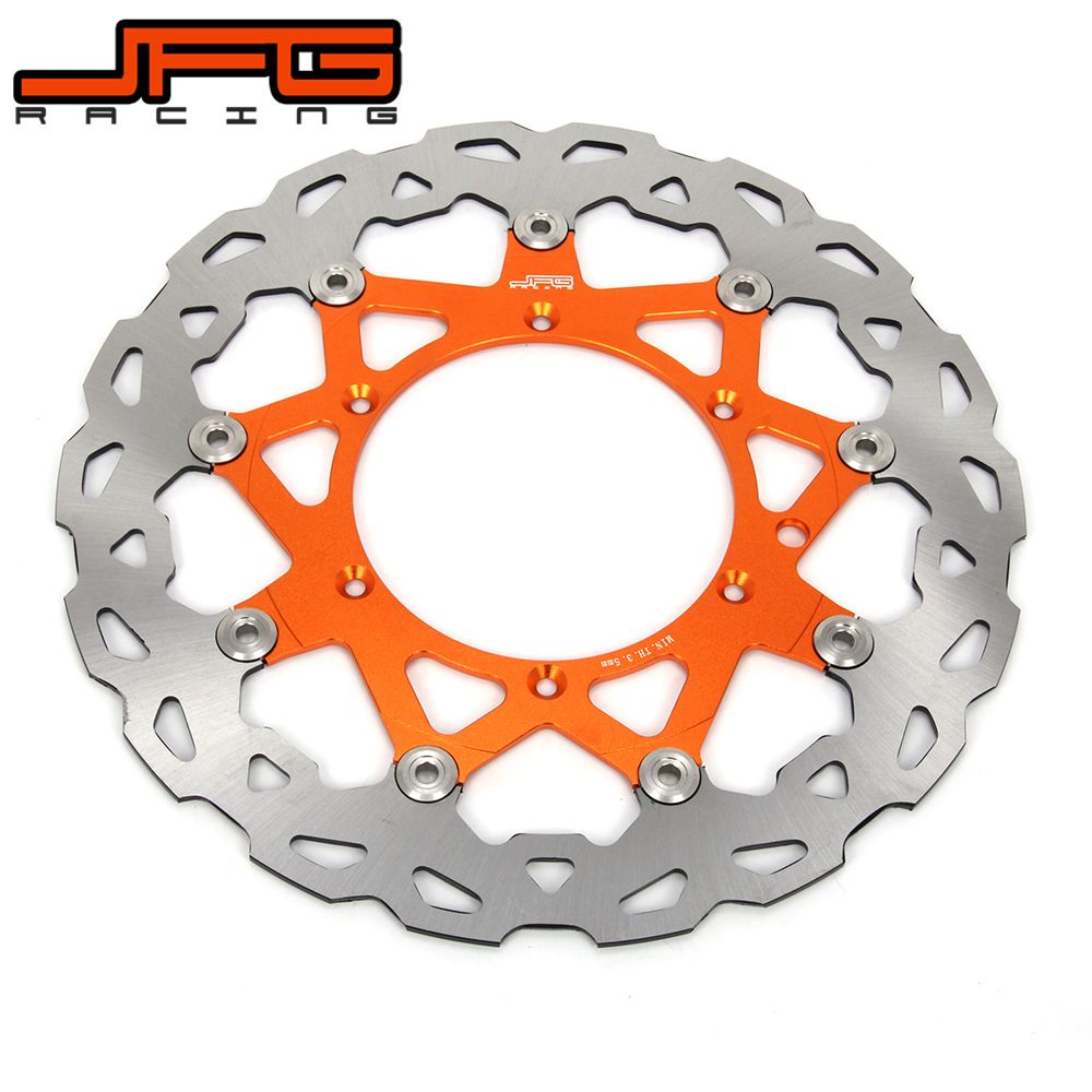 320MM Oversize Front Floating Brake Disc Rotor For KTM EXC GS EXCF SX SXF SXS XC XCR XCW XCF XCRF MXC MX SMR SIX DAYS Supermoto