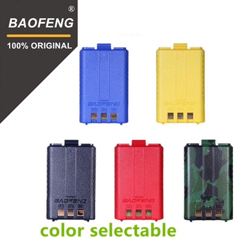 1800mah BL-5 Original Li-Ion Baofeng uv5r Battery For Radio Walkie Talkie Accessories Baofeng UV-5R Uv-5re UV-5ra UV-5r Battery