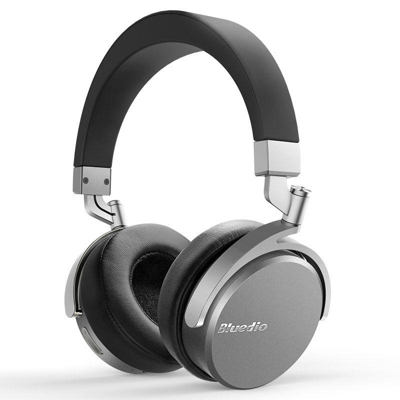 Original Bluedio Vinyl Premium Bluetooth Headphones Super Bass Wireless Headset With Microphone For Music and phone xiaomi