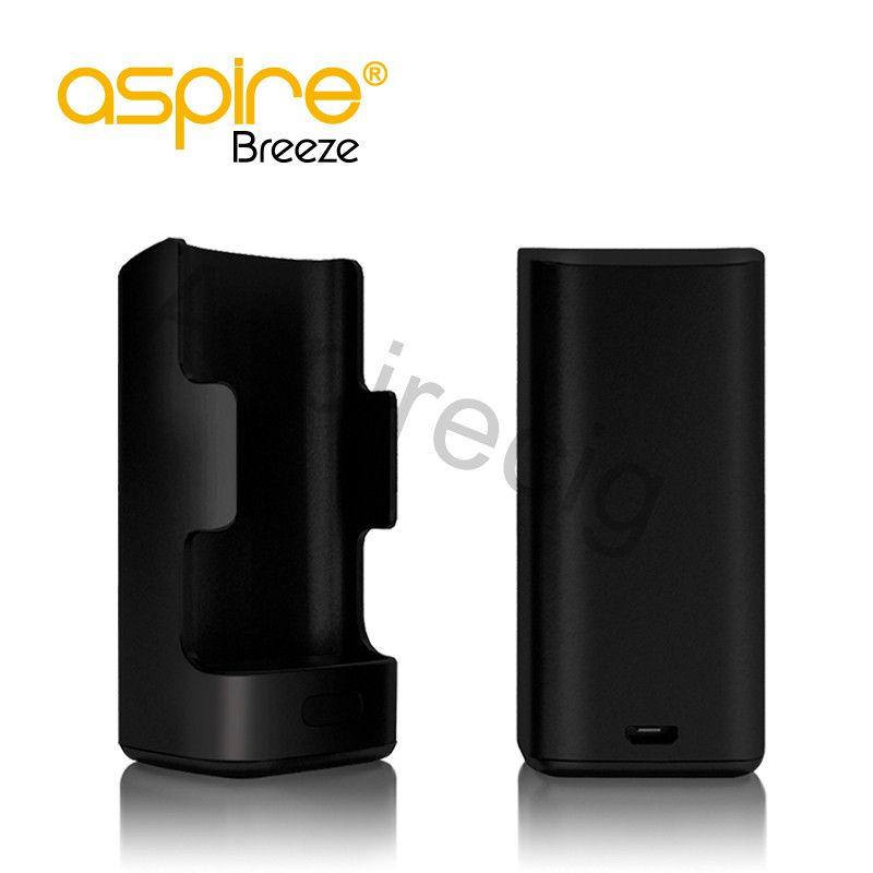 Auf Lager! Original Aspire Brise Ladestation 2000 mah Batterie für Aspire Brise Kit Elektronische Zigarette Ladegeräte 1 Teile/los