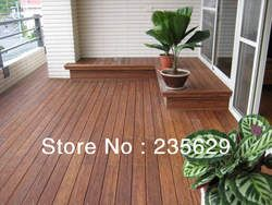Umweltfreundliche Bambus decking Für Outdoor Erea/Dunkle Schokolade Kundenspezifische Bodenbelag/Billiger Als Holz Decking/Lange Lebensdauer