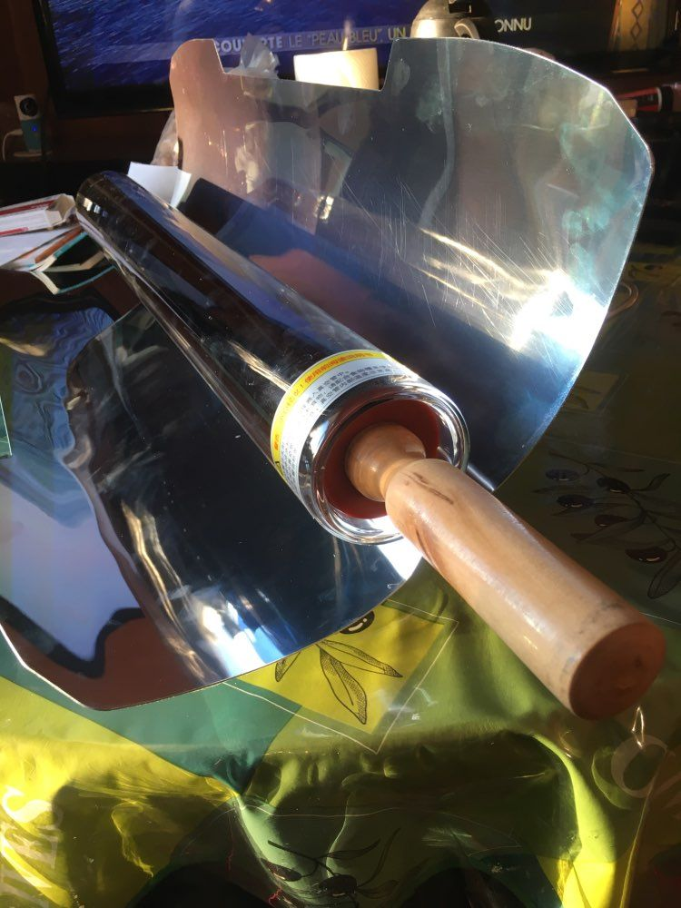 Солнечный плита духовка гриль-Принадлежности для шашлыков гриль, Gaia Принадлежности для шашлыков, как Best 2to3 людей Применение складной охран...