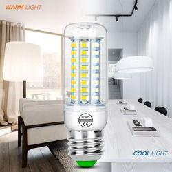 Ampoule LED E27 220 V Maïs Lumière Ampoule 20 W Bombillas Led E14 56 69 72 led Salon Cuisine Chambre Led Lumière Décoration Lampe