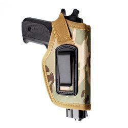 Vapanda Holster for Fit GLOCK 17 19 22 23 32 33 Ruger Nylon Holster gun Inside Waistband IWB Concealed Carry Pistol Holster