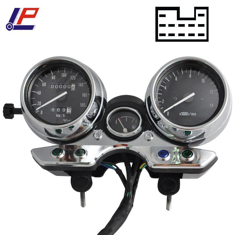 Motorcycle Gauges Cluster For SUZUKI GSX 250 400 750 1000 7BA INAZUMA GSX250 GSX400 GSX750 Speedometer Tachometer Odometer NEW