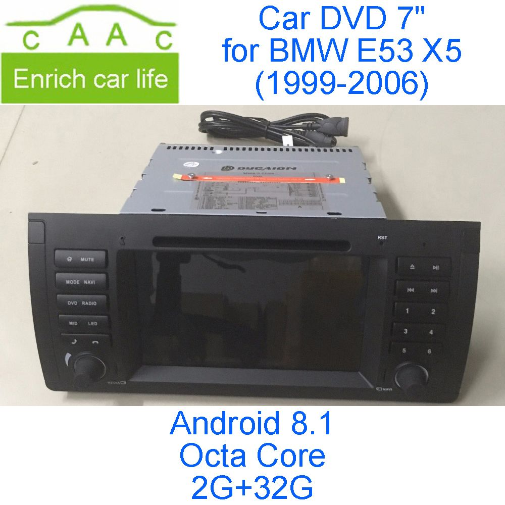 Android 8.1 Octa Core 2g RAM 32g ROM GPS Navigation 7