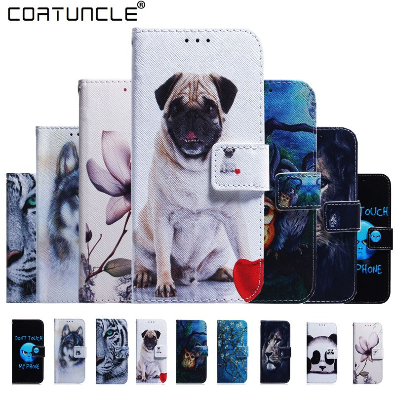 Leather Case For Coque Xiaomi Redmi 7 7A Case Flip Cover Wallet Book Phone Cases sFor Fundas Xiaomi Redmi Note 7 Pro Case Capa