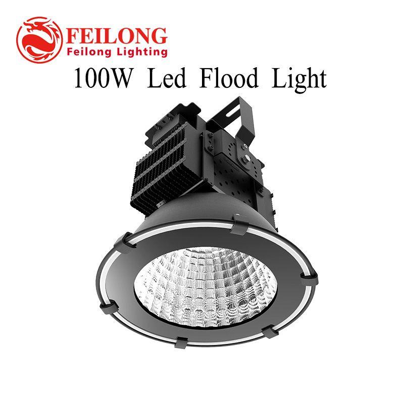 Free shipping high lumen 150W LED Flood Lighting led projector for playground stadium square