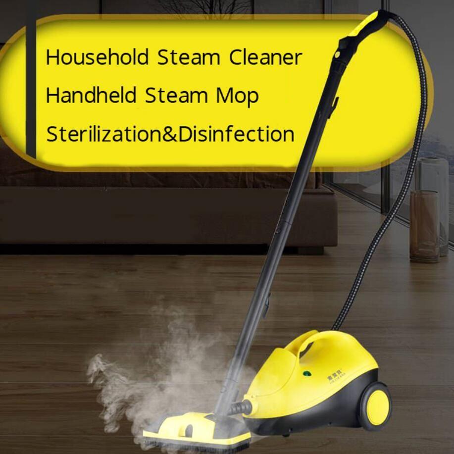 220V 2300W Hochdruck Dampf Reiniger Boden Waschmaschine Haushalt Auto Washer Home Appliance Haube Klimaanlage Teppich