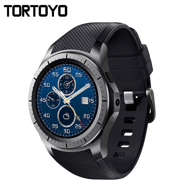 TORTOYO DM368 Plus 3G Smart Watch Phone 1.39