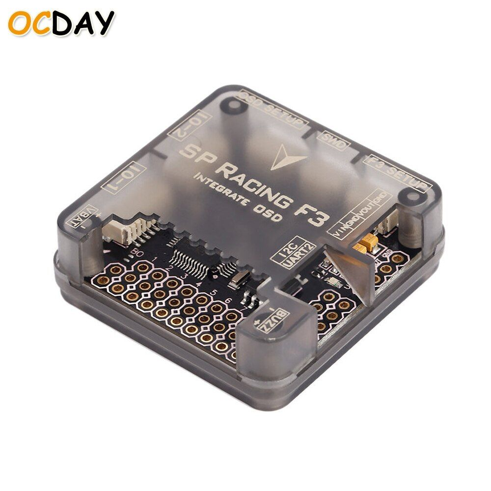 1pcs OCDAY SP Racing F3 Acro/DELUXE Flight Controller Integrated OSD for Racing Quadcopter