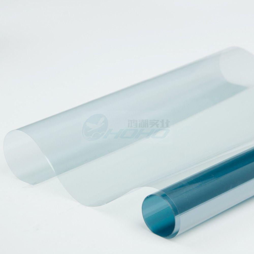 80%VLT Automible Window Tints Front <font><b>Windshield</b></font> Solar Film High Heat Rejection Tint 20inch *10feet/0.5*3m