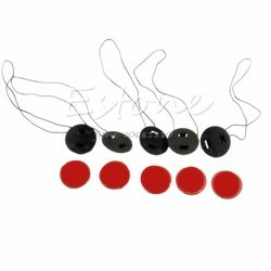 5Pcs 3M Sticker Mount Insurance Tether Strap Safety Buckle For GoPro Hero 2 3+ 4