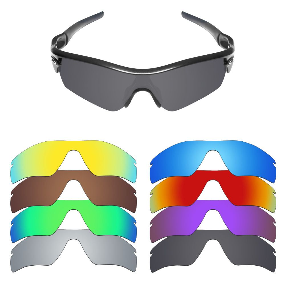 Mryok Polarized Replacement Lenses for Oakley Radar Path Sunglasses Lenses(Lens Only) - Multiple Choices