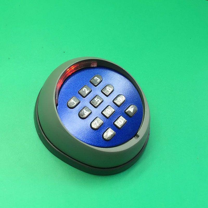 433.92 мГц Беспроводной клавиатура Используется для автоматической двери/гараж/Swing/Раздвижные ворот