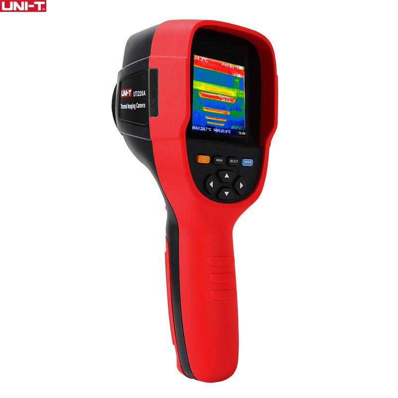 UNI-T UTi220A High-Definition HD Infrarot Thermische Imager Kamera Boden Heizung Detektor Temperatur Imaging Imager 300000 Pixel